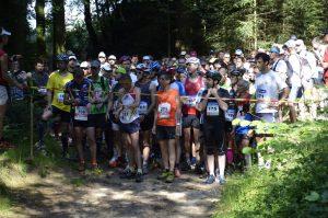 Départ Morvan Oxygène Trail