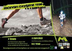 Morvan Oxygène Trail Programme