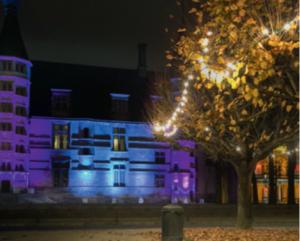 Nevers Ville de Lumière