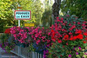 Parc Saint leger de la Ville de Pougues-les-Eaux