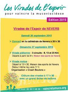 virades 2015 de Nevers