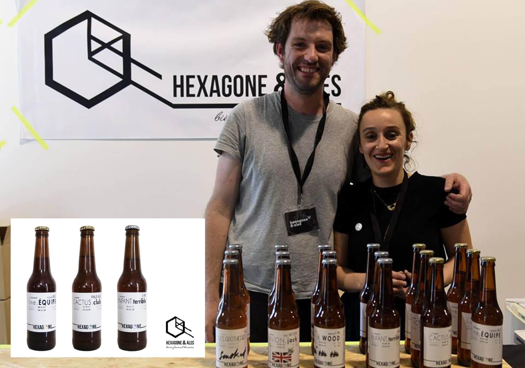 Hexagone & Ales