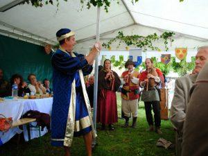 fête médiévale de Montenoison