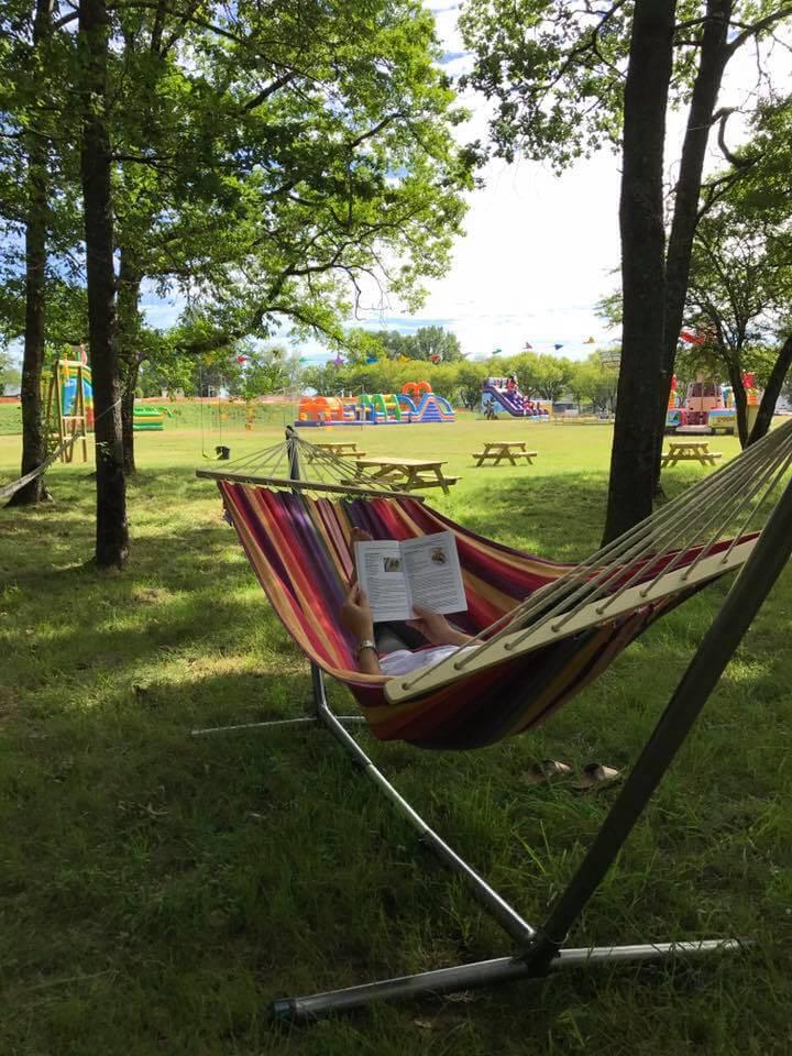 Espace détente et pique nique ô Parc