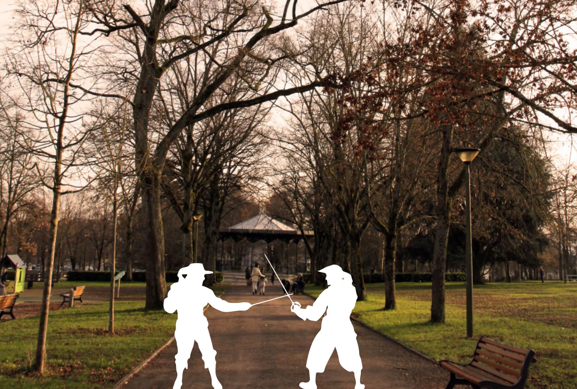 Le Parc Roger Salengro
