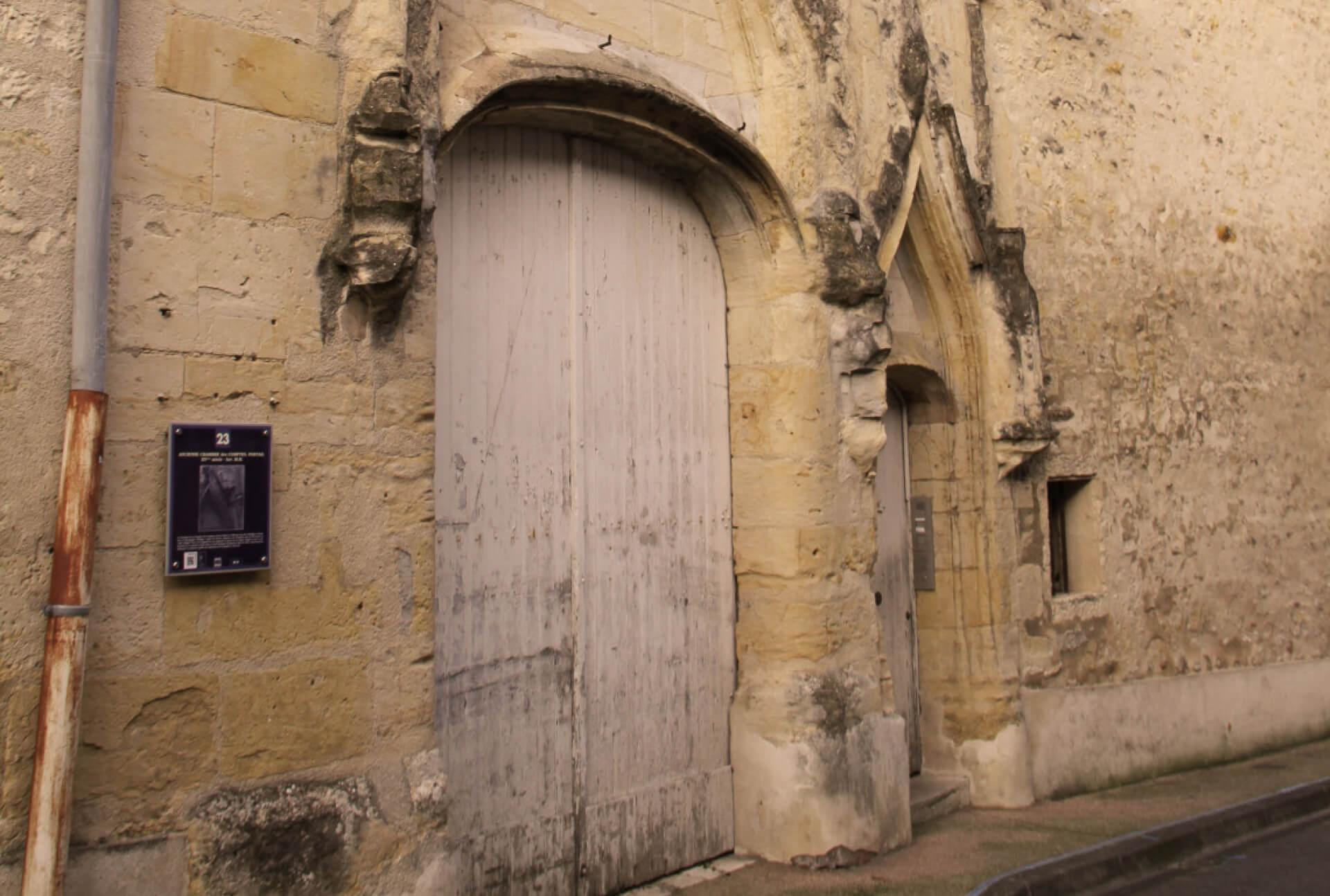 L'ancienne Chambre des comptes de Nevers devenue prison
