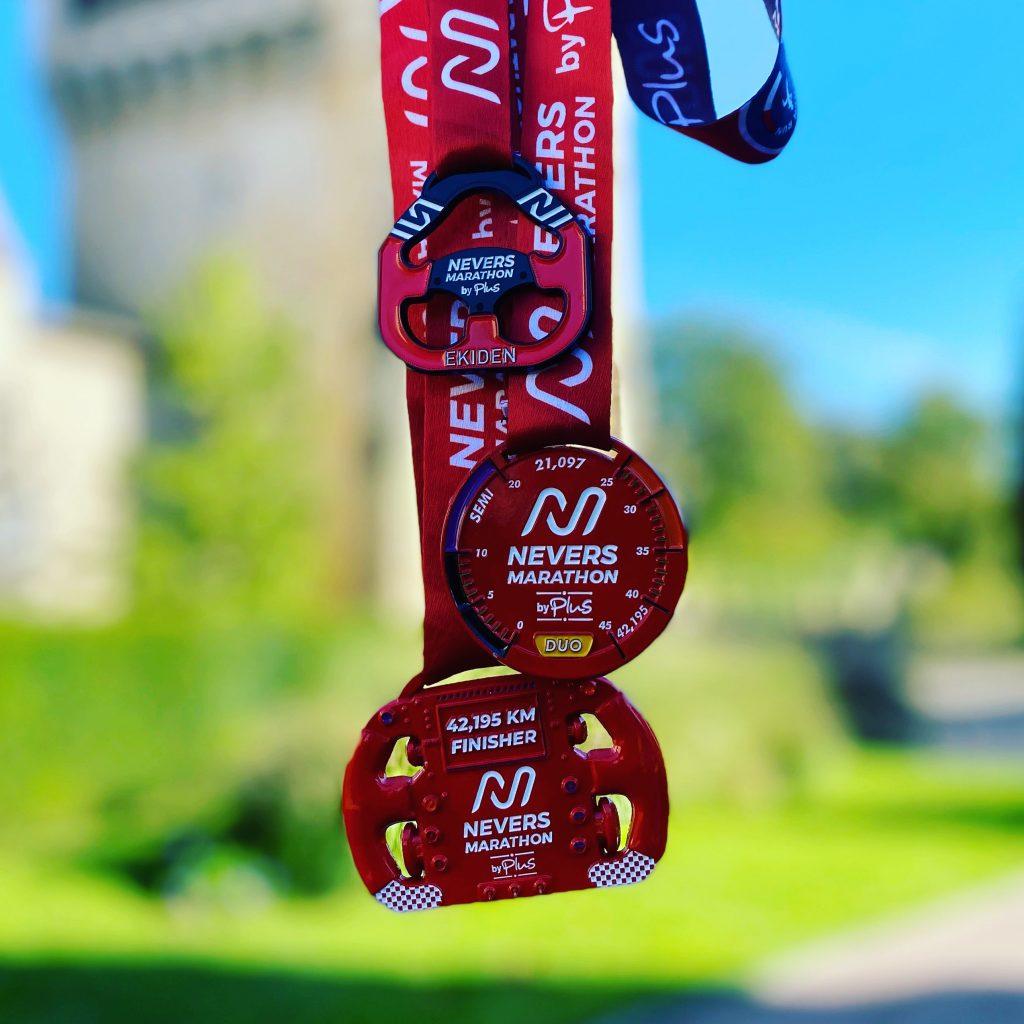 Nevers Marathon by Plus