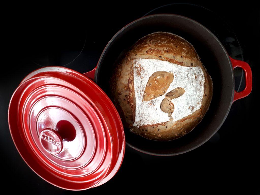 le pain maison