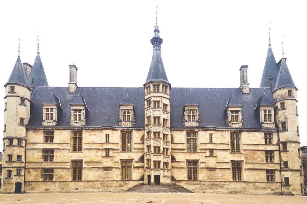 Palais Ducal, point de la ligne bleue