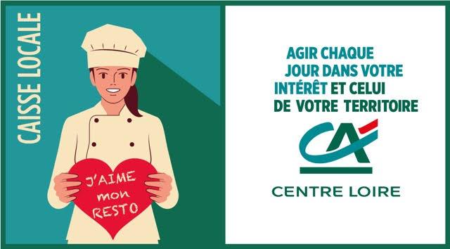 Nouveauté : Bon pour l'opération du Crédit Agricole sur les restaurants