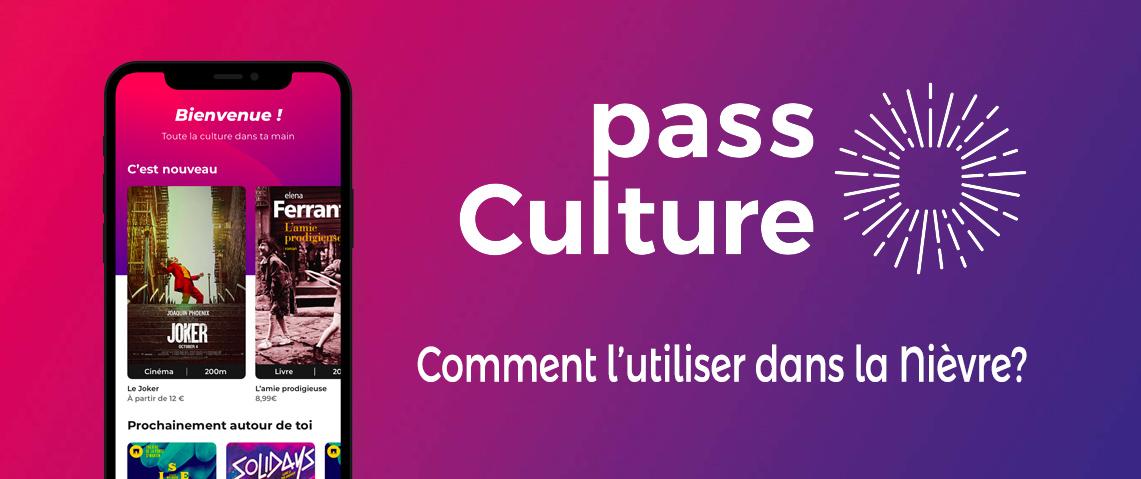 Bandeau Présentation Pass Culture