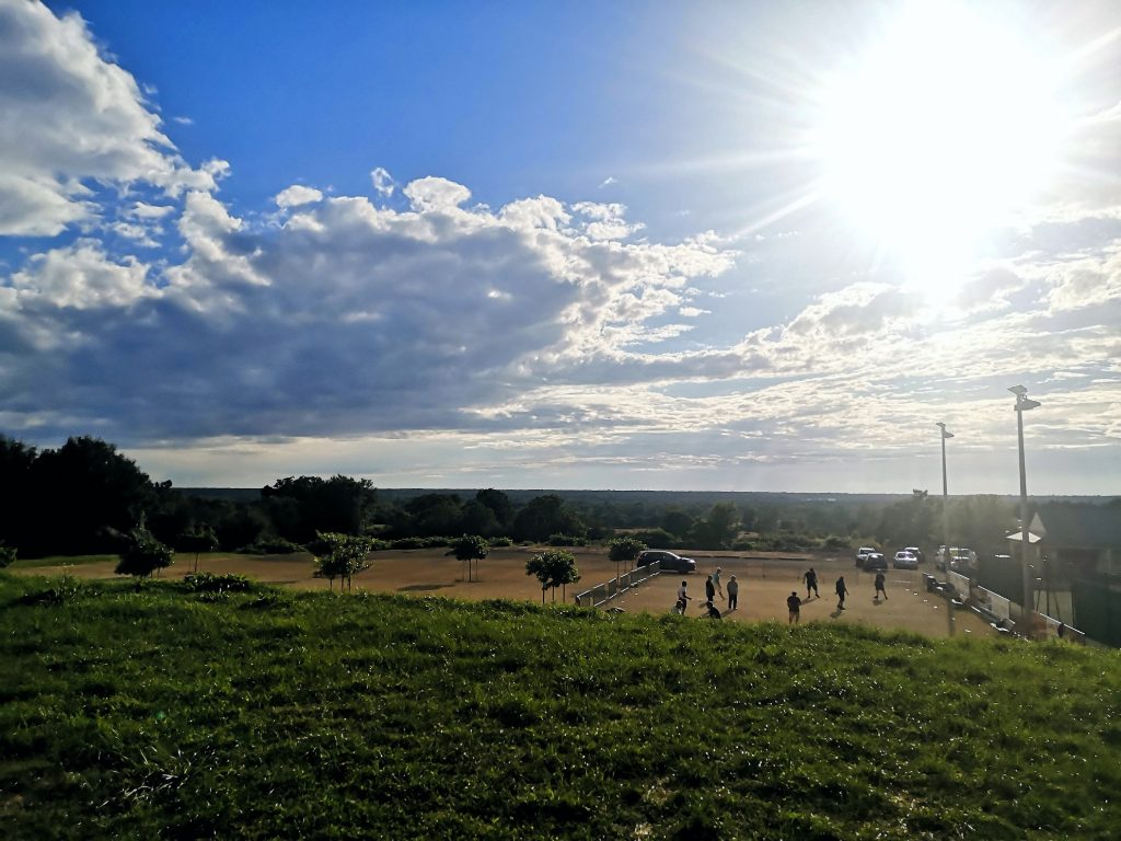 Terrains pétanque Nevers
